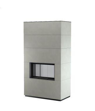 SOOJUSTSALVESTAV KAMIN FUSION D6XL/5 Lift